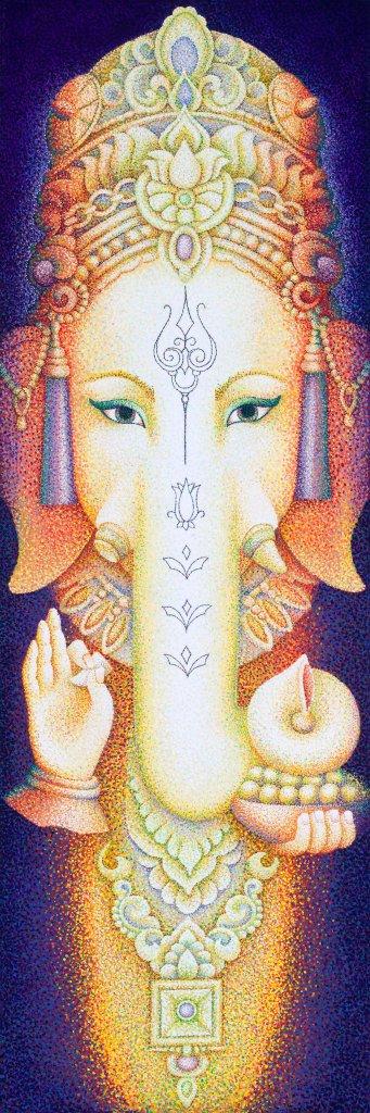 Visit from Ganesha