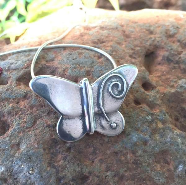 Spiritual Butterfly Jewelry - Journey