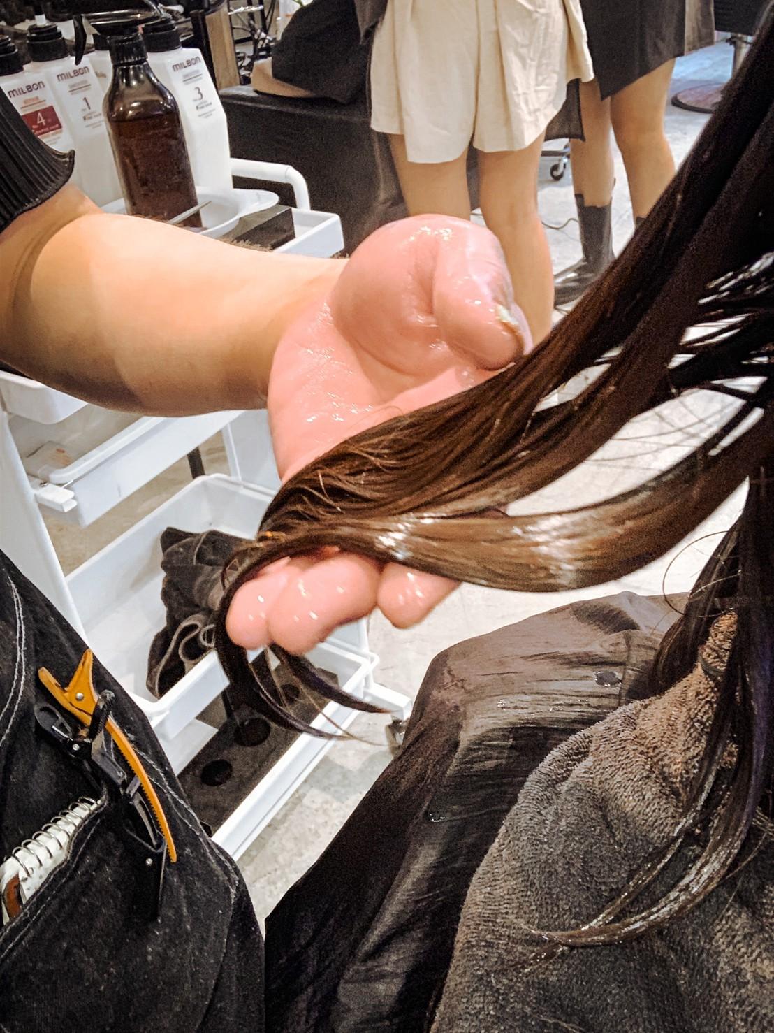 HairCity哥德式護髮過程-台中護髮推薦