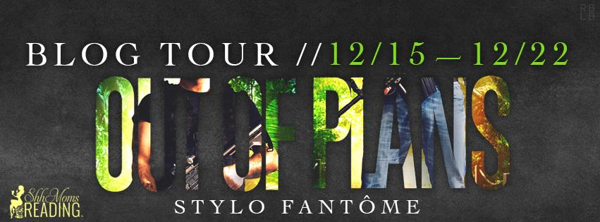 out of plans blog tour banner