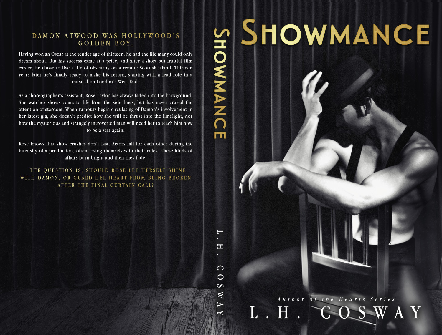 Showmance_L.H. Cosway_Cover Wrap