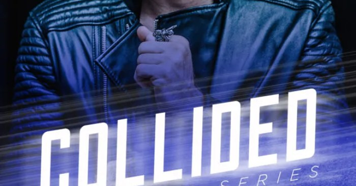 COVER REVEAL: COLLIDED by Lauren Asher