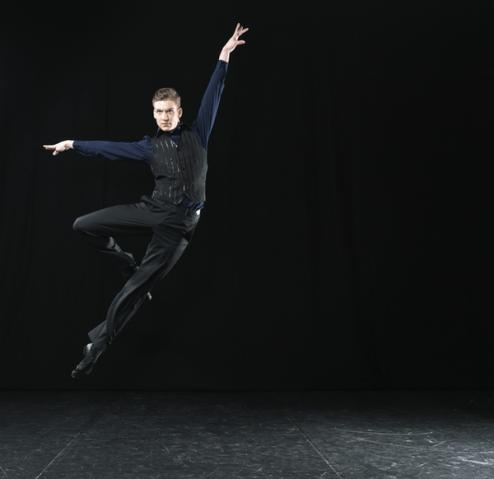Jaered dance photo