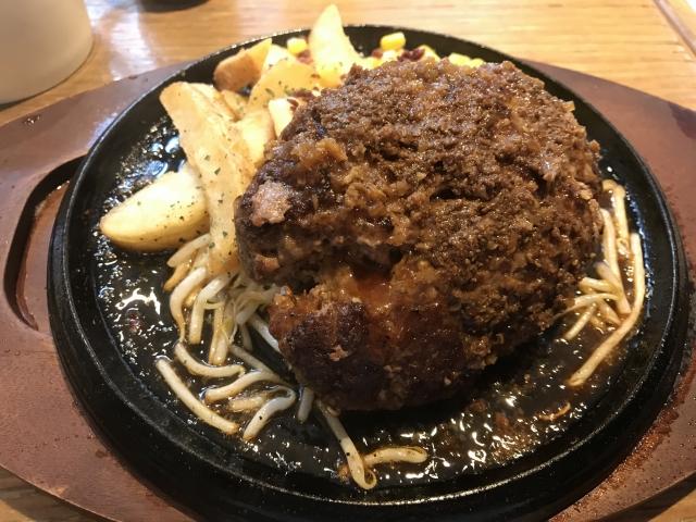 フジヤマハンバーグステーキ
