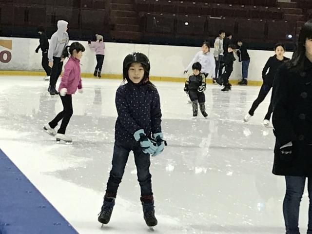 東伏見 アイススケート
