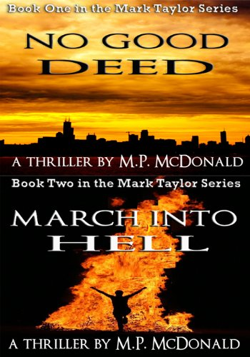 Extended Cyber Monday Ebook Deals: The Mark Taylor Series Books 1 & 2 by MP McDonald