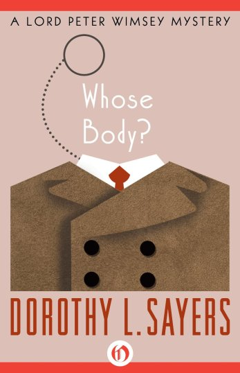 Cyber Monday Ebook Deals: Whose Body by Dorothy L Sayers
