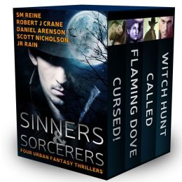 Bargain Nook Book: Sinners & Sorcerers available for limited time on Nook for only 99¢