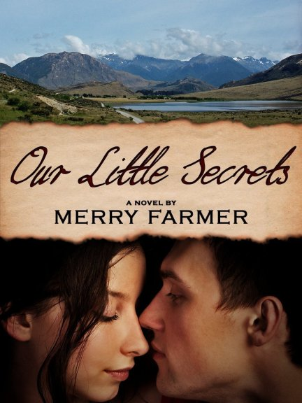 Our Little Secrets by Merry Farmer available free for limited time on Nook and Kindle