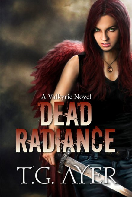 Dead Radiance by TG Ayer available free for limited time on Nook and Kindle
