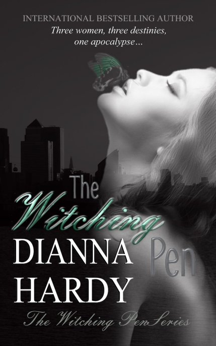 The Witching Pen by Dianna Hardy available free for limited time on Nook and Kindle
