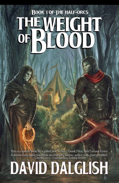 Free Fantasy Ebooks: The Weight of Blood by David Dalglish available free for limited time on Nook and Kindle