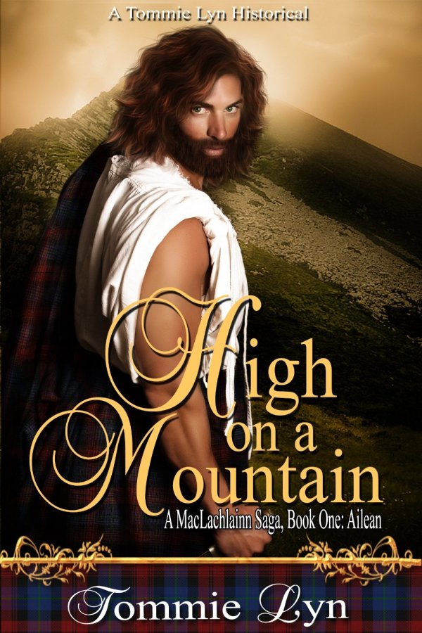 High on a Mountain by Tommie Lyn available free for limited time on Nook and Kindle