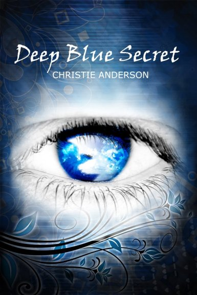 Deep Blue Secret by Christie Anderson available free for limited time on Nook and Kindle
