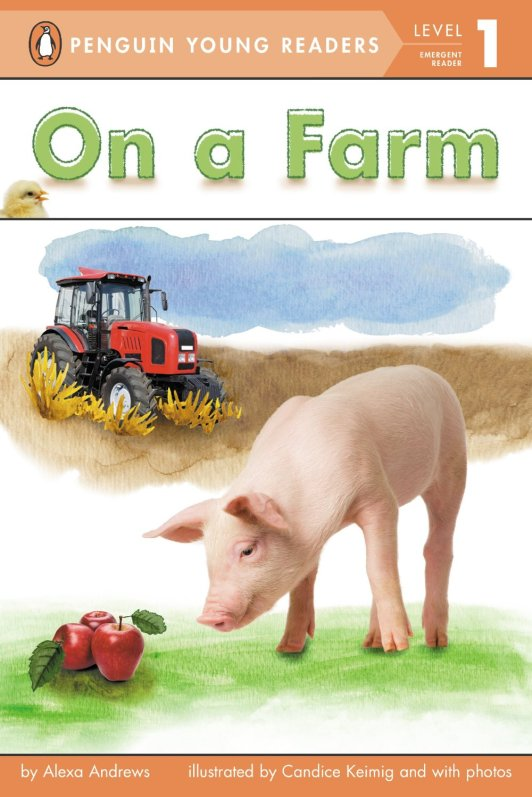 On A Farm by Alexa Andrews available free for limited time on Nook and Kindle
