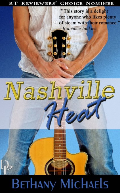 Nashville Heat by Bethany Michaels available free for limited time on Nook and Kindle