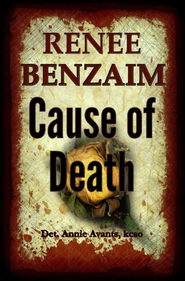 Cause of Death by Renee Benzaim available free for limited time on Nook and Kindle