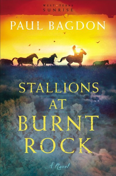 Stallions at Burnt Rock by Paul Bagdon available free for limited time on Nook and Kindle