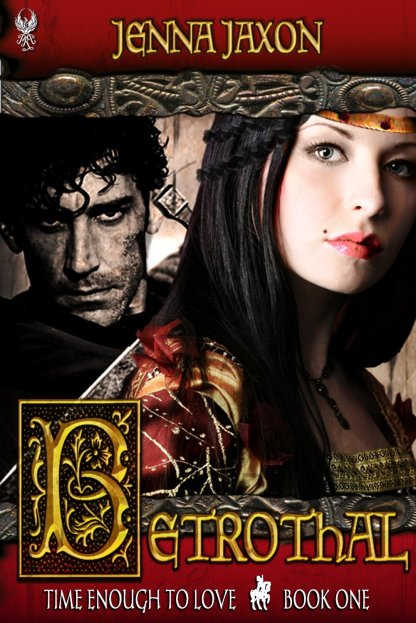 Betrothal by Jenna Jaxon available free for limited time on Nook and Kindle