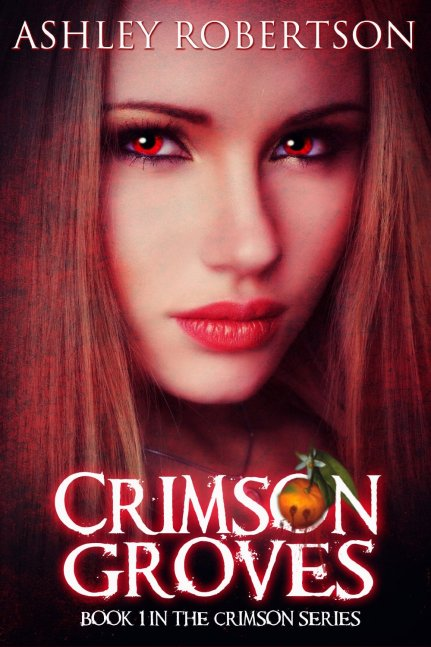 Crimson Groves by Ashley Robertson available free for limited time on Nook and Kindle