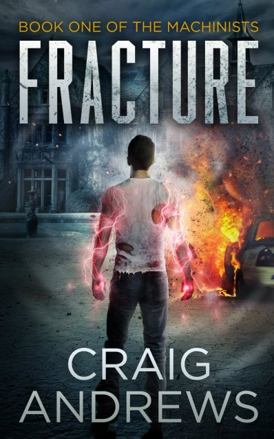 99¢ Ebook Deals: Fracture by Craig Andrews available for limited time price on Nook and Kindle