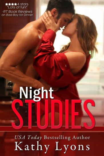 Night Studies by Kathy Lyons available free for limited time on Nook and Kindle