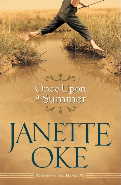 Once Upon A Summer by Janette Oke available free for limited time on Nook and Kindle