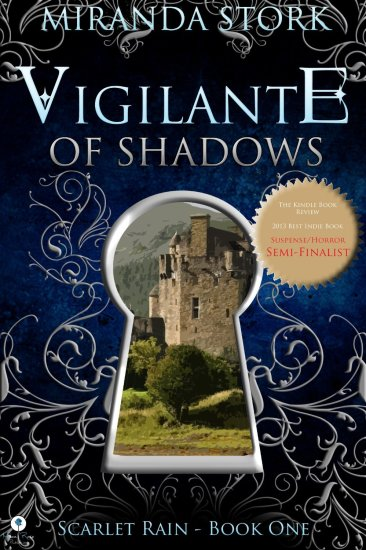 Vigilante of Shadows by Miranda Stork available free for limited time on Nook and Kindle