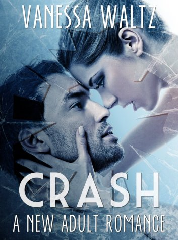Crash by Vanessa Waltz available free for limited time on Kindle
