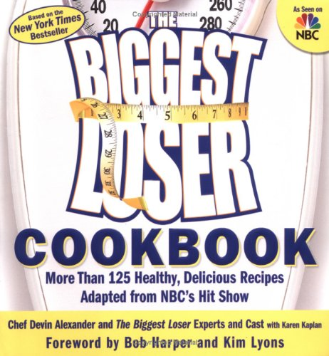 $1.99 Bargain eBook: The Biggest Loser Cookbook now available for limited time offer on Nook and Kindle