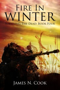 Kindle Countdown Deal: Fire in Winter by  James Cook
