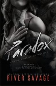 Paradox by River Savage available free for limited time on Nook