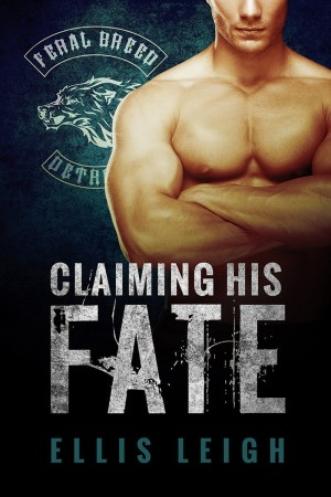 Claiming His Fate by Ellis Leigh available free for limited time on Nook and Kindle