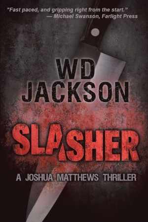 Slasher by WD Jackson available free for limited time on Kindle