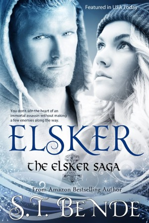 Elsker by ST Bende available free for limited time on Nook and Kindle