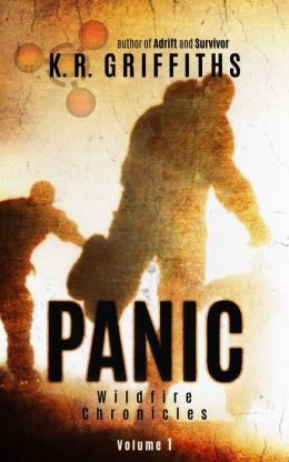 Panic by KR Griffiths available free for limited time on Kindle and Nook