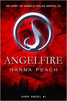 Angelfire by Hannah Peach available free for limited time on Kindle
