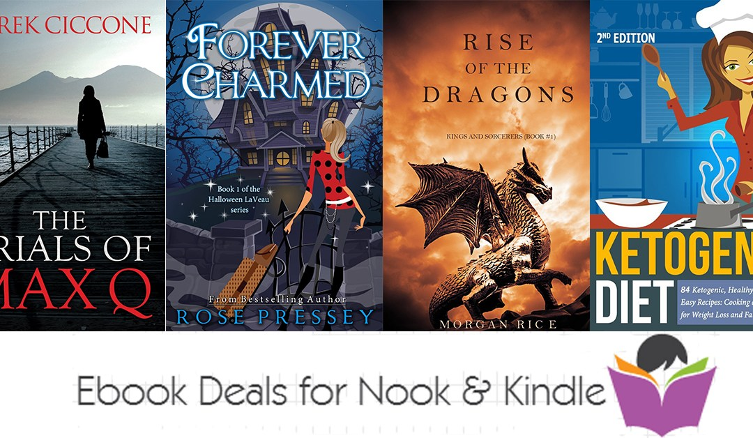 6/1 Afternoon Block of Free & Bargain Ebook Deals