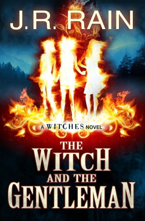 The Witch and the Gentleman by JR  Rain available free on Nook for limited time