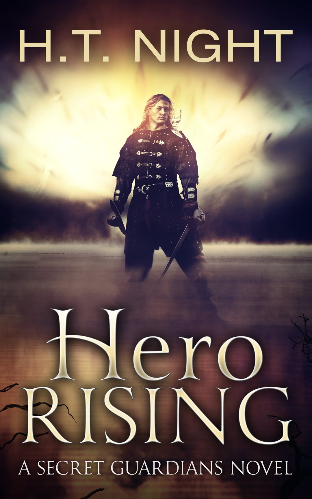 Hero Rising by HT Night available free for limited time on Kindle