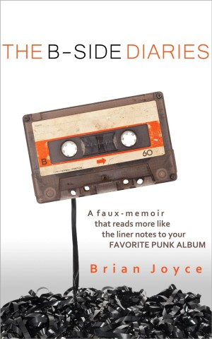 The B Side Diaries by Brian Joyce available free for limited time on Kindle