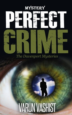 Perfect Crime by VS Vashist available free for limited time on Kindle