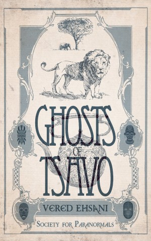 Ghosts of Tsavo available free fo r limited time on Nook and Kindle