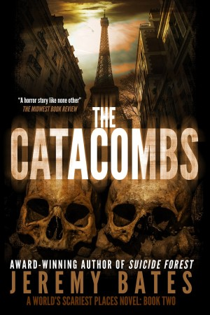 The Catacombs by Jeremy Bates available free for limited time on Kindle