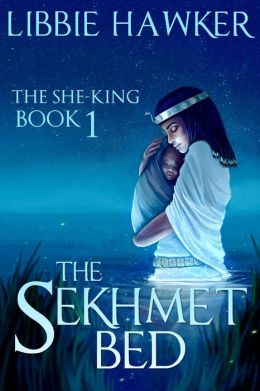 The Sekhmet Bed by Libbie Hawker available free for limited time on Nook and Kindle