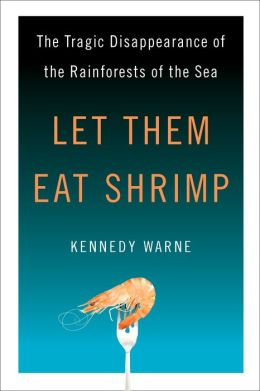 Let Them Eat Shrimp by Kennedy Warne available free for limited time on Kindle and Nook