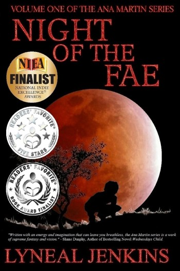 Night of the Fae by Lyneal Jenkins available free for limited time on Nook and Kindel