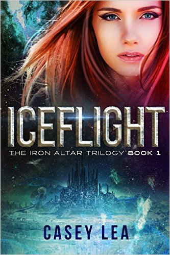 Iceflight by Casey Lea available free for limited time on Nook and Kindle