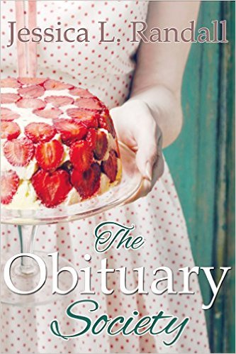The Obituary Society by Jessica L  Fandall available free for limited time on Kindle