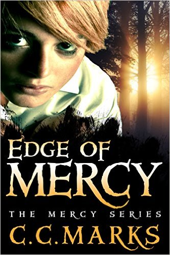 Edge of Mercy by CC Marks available free for limited time on Nook and Kindle